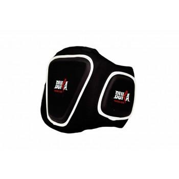 BUKA Boxing Belly Pad Body Protector MMA Muay Thai Taekwondo Training Rib Shield